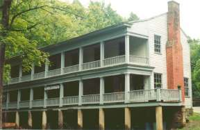 Yellow Sulphur Springs - 1810 Hotel