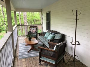 Yellow Sulphur Springs porch